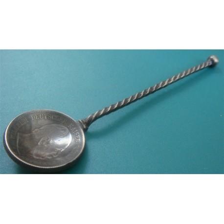 1877 Deutsche Reich Sugar Spoon_70