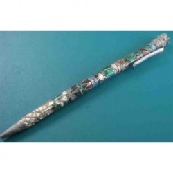 Silver Snamel Pen_217
