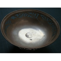 Hand Made Silver Bowl_53