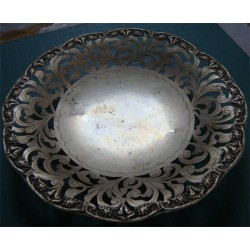 Hand Made Silver Bowl_54