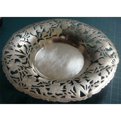 Hand Made Silver Bowl_55