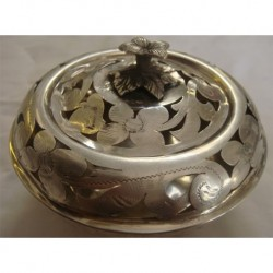 ANTIQUE HAND SAW SILVER BOWL_01