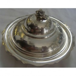 ANTIQUE HAND SAW SILVER BOWL_02