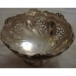 ANTIQUE HAND SAW SILVER BOWL_09