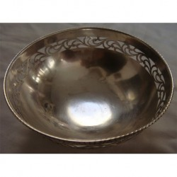 ANTIQUE HAND SAW SILVER BOWL_13
