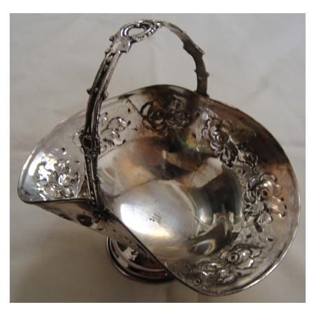 Basket Silver Bowl_119