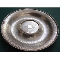 Hand Made Tea Plate_206