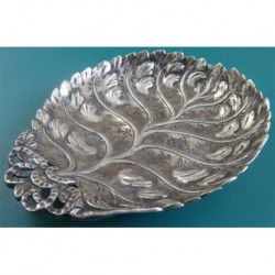 leaf shape ashtray_4