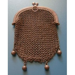 hand made coin bag