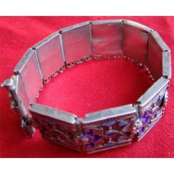 enamel 900 K silver BRACELET_06