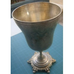 Ottoman Tugra Glass_408