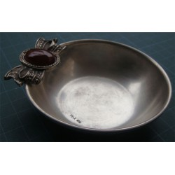Small Silver Plate_421