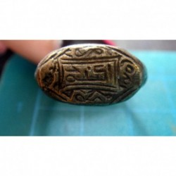 HAND MADE OLD RING_18
